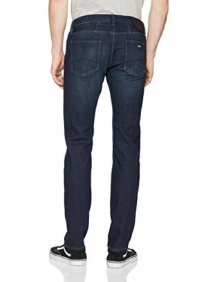 Armani Exchange Herren Cotton Stretch Blue Indigo Denim, Slim Jeans