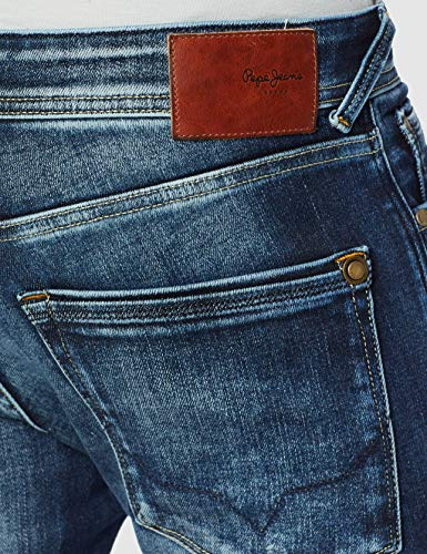 Pepe Jeans Herren Tapered Fit Jeans