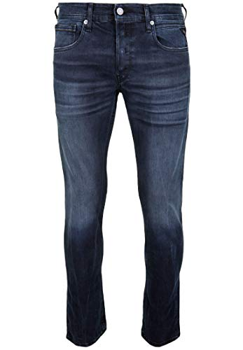 Replay Herren Grover Tapered Fit Jeans