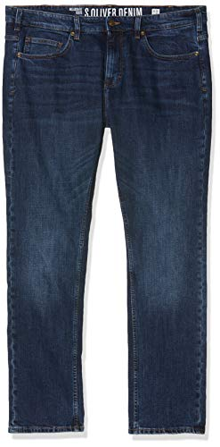 s.Oliver Big Size Herren Loose Fit Jeans