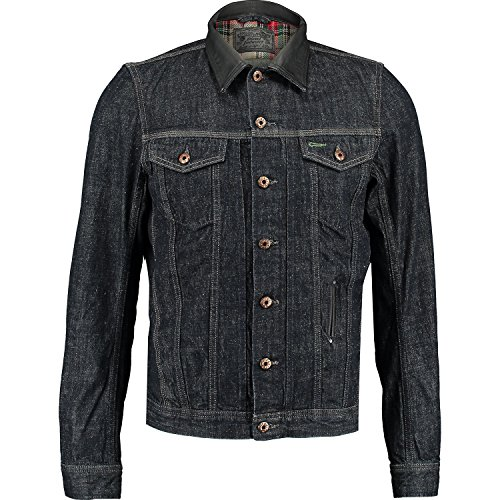 Diesel Elshar Denim Jacket 01