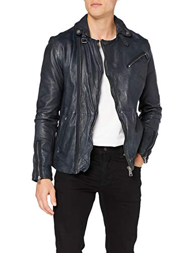 Freaky Nation Herren City Biker Jacke