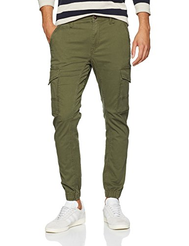 JACK & JONES Male Cargohose Paul Flake AKM 542